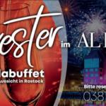 Silvester Flyer - Al Porto Rostock