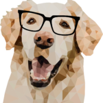 Low Poly Art für Anne Nagel - Hundetraining